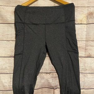 RBX leggings with pockets Dark gray